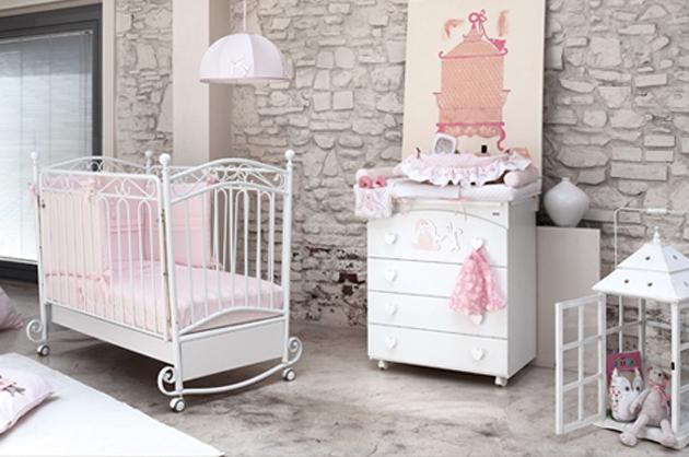La cameretta del neonato arredarla ed organizzarla - Cameretta neonato idee ...