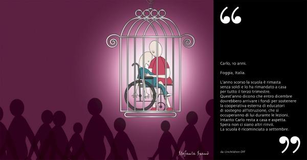 disabili-no-scuola-unchildren