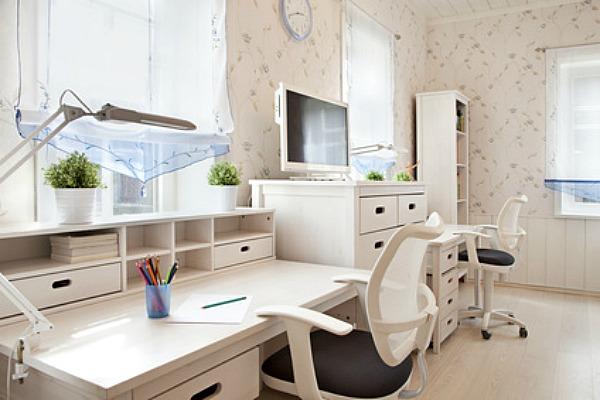 Uno spazio adatto per lo studio e i compiti for Arredare una stanza studio