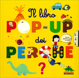 Il libro pop-up dei perche