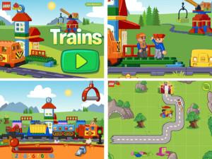 Lego App: Train