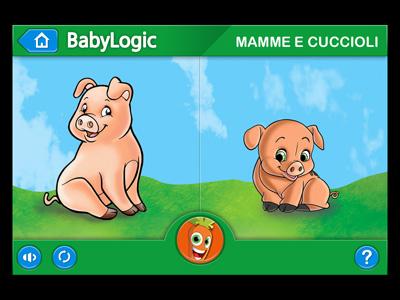 Lisciani Giochi: Babylogic