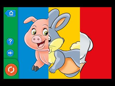 Lisciani Giochi: Baby Puzzle