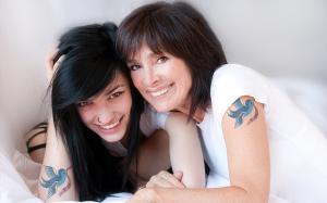 tatuaggioam-madre-figlia