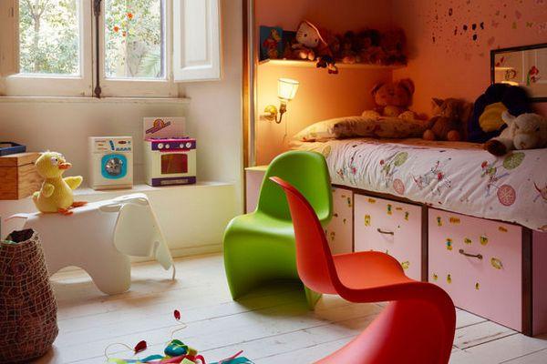 Junior Panton Chair sedia per bambini