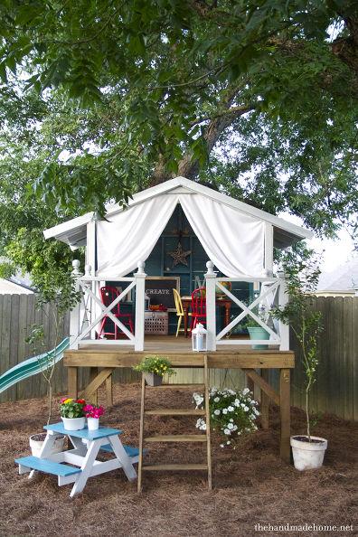 casa bambini albero