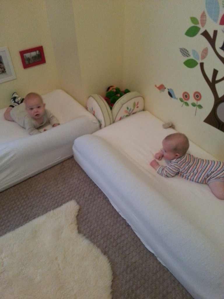 Letto Montessori senza sponde