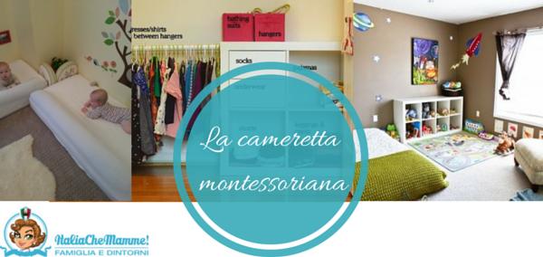 Una Cameretta Quot Montessori Approved Quot Italia Che Mamme Italia ...