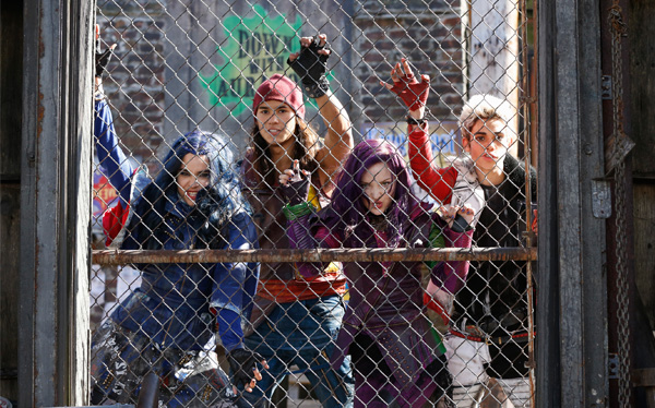 Descendants-1
