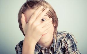 timidezza-bambini