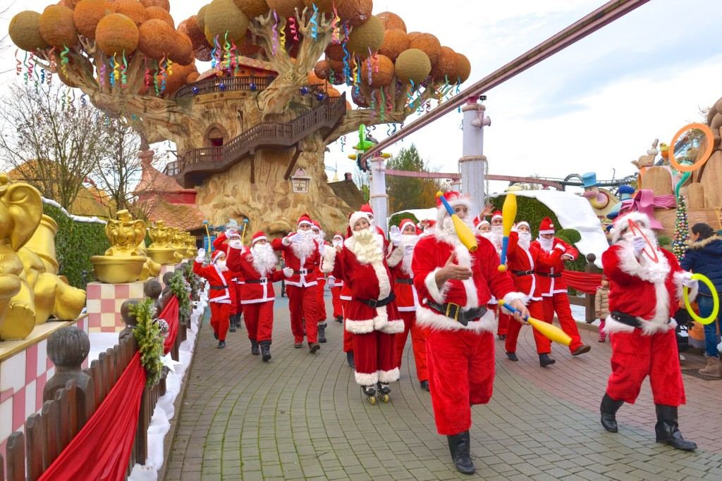 Gardaland Magic Winter_Babbi Natale
