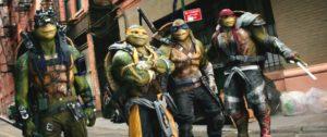 tartarughe ninja fuori dall'ombra