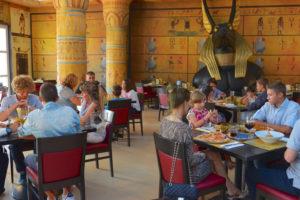 Tutankhamon Restaurant_Gardaland Adventure Hote