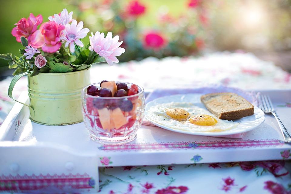 colazione e creatività