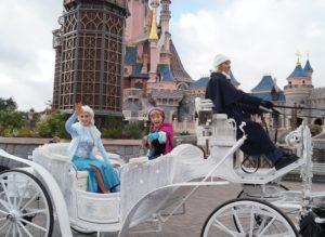 Elsa e Anna a Disneyland Paris