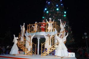 Accensione albero di Natale