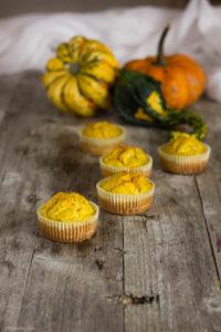 muffin alla zucca salati