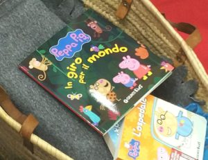 il nuovo libro di Peppa Pig: in giro per il mondo