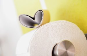 rotolino carta igienica