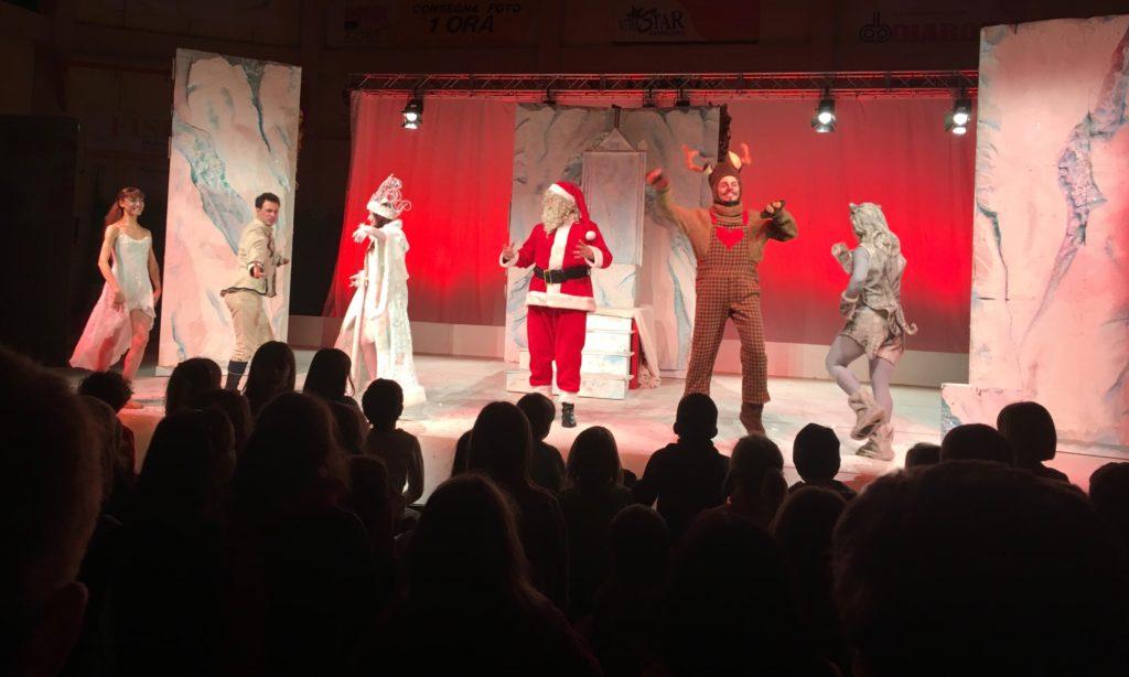 musical natalizio Babbo Natale e la pozione delle 13 erbe