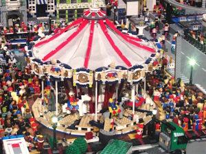City Lego - Giostra