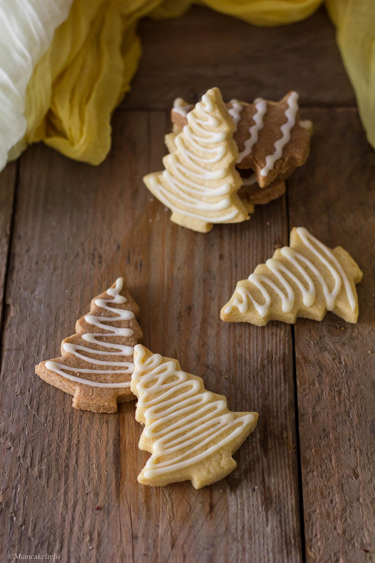 biscotti natalizi facili e veloci