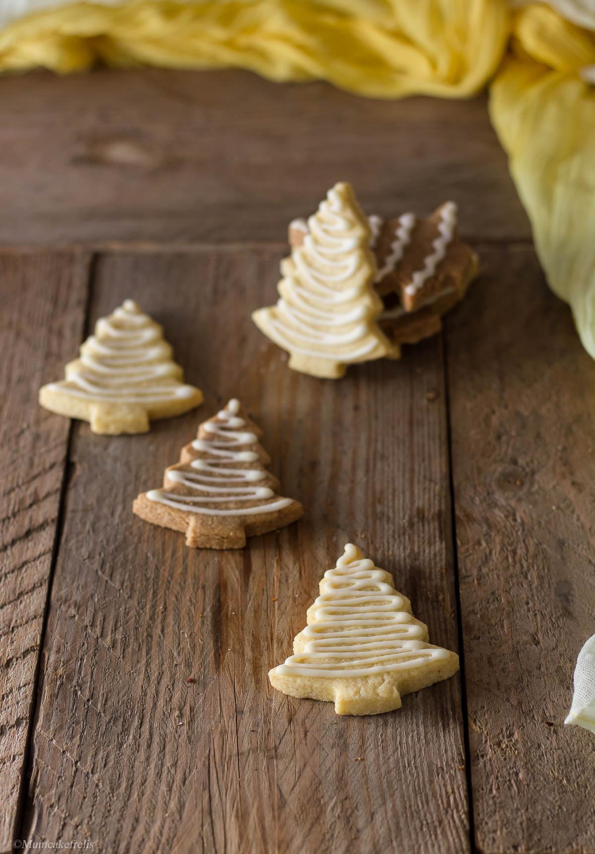 biscotti natale semplici pasta sucre