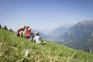 vacanza per la famiglia nei Familienhotels Alto Adige/Südtirol