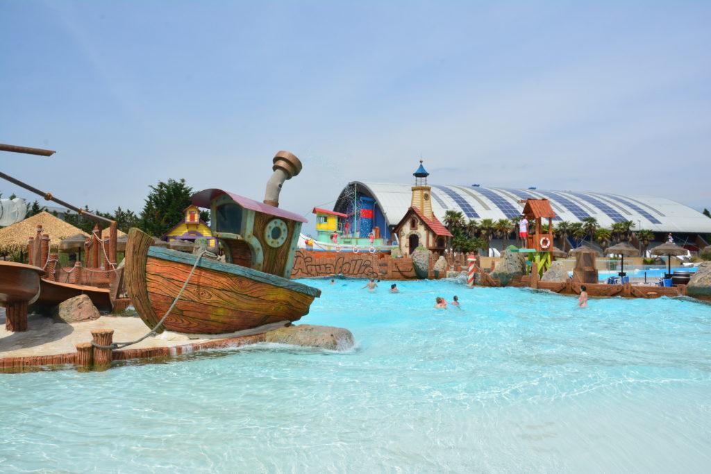 Aquafollie il parco tema acquatico rinnovato