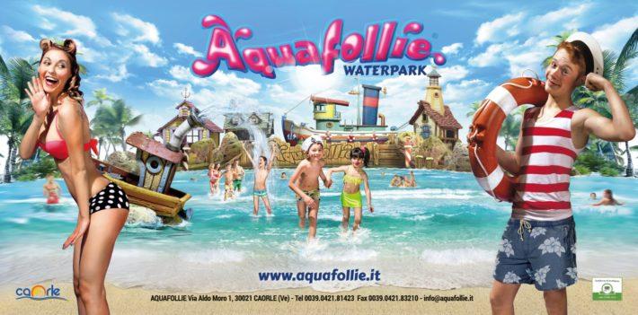 Aquafollie Parco a Tema Acquatico a misura di Famiglia