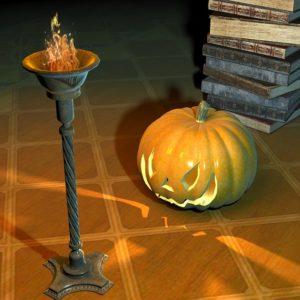 leggere ad Halloween