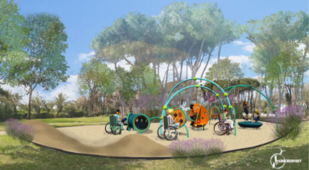 un parco per tutti